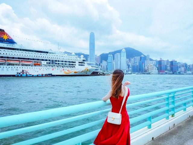 <【港珠澳大桥】珠海出发 香港一日游 海洋公园>
