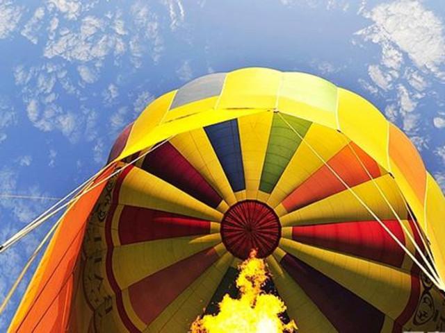 <澳大利亚-悉尼卡姆登谷热气球>乘热气球体验迎接第一缕晨光,欣赏空中俯瞰乡村美景