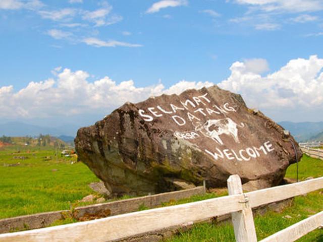 <马来西亚沙巴神山国家公园一日游【滑翔伞+ATV+神山牧场】>