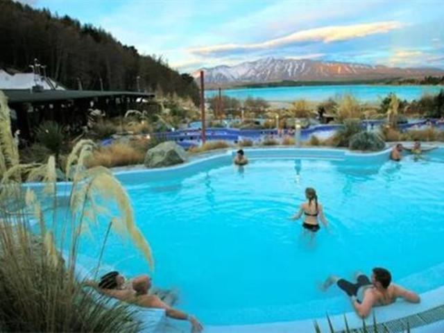 <特卡波溫泉 冬季組合特惠套票>(2項組合或3項組合可選)