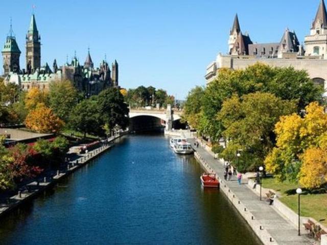 <渥太华一日游>蒙特利尔往返、地标景点、两大博物馆