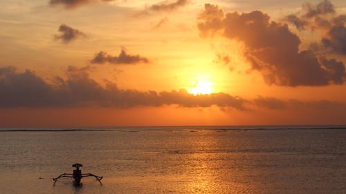 巴厘岛机票+本地4日游