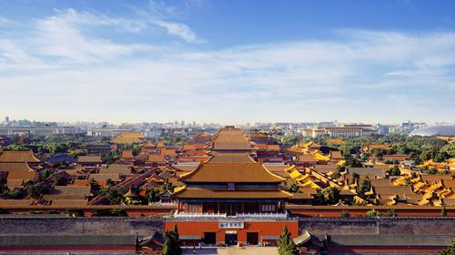 [五一]故宫-天坛-颐和园