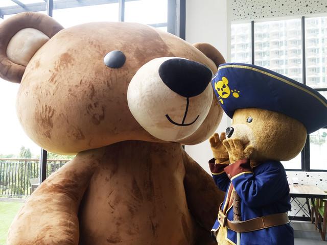 <泰国芭提雅泰迪熊博物馆>