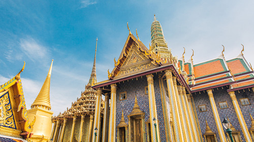[国庆]泰国曼谷-芭堤雅机票+地接6或7日游