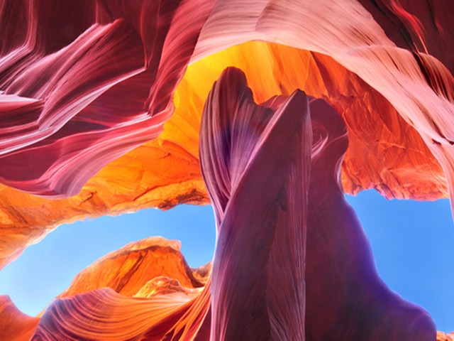 <美國上羚羊峽谷-大峽谷國家公園-馬蹄灣2日游>(【初夏促銷】拉斯維加斯接送/攝影天堂/上羚羊黃金攝影時間入谷/含南峽谷門票/天天出發/精華之旅)(當地參團)