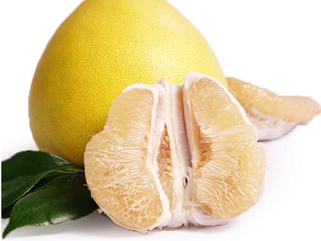 <福建平和琯溪蜜柚白柚子新鲜水果>现摘现发