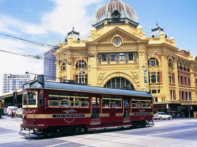 <澳大利亚墨尔本中文徒步导游>澳大利亚  墨尔本  中文  徒步  导游