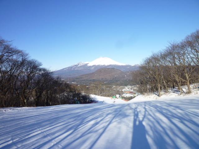 <日本关东轻井泽王子酒店滑雪场一日游>东京往返 轻井泽王子酒店滑雪场畅玩 包含滑雪用具