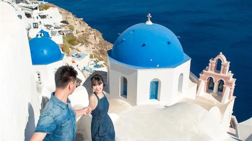 [国庆]希腊雅典-圣岛-梅黛奥拉9日游
