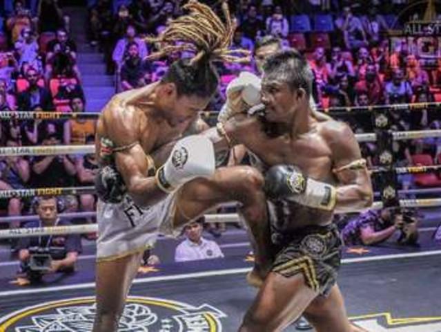 <泰国旅游芭提雅泰拳JFBOXING比赛门票真人对打>闪电出票超近距离观赏区