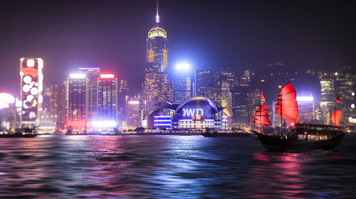 香港澳门双飞5日游