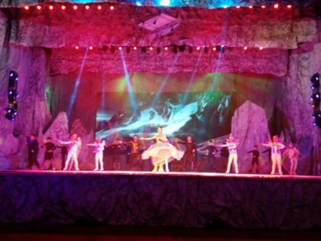 <哈尔滨大剧院冰秀《遇见哈尔滨》>演出时间初一至十五