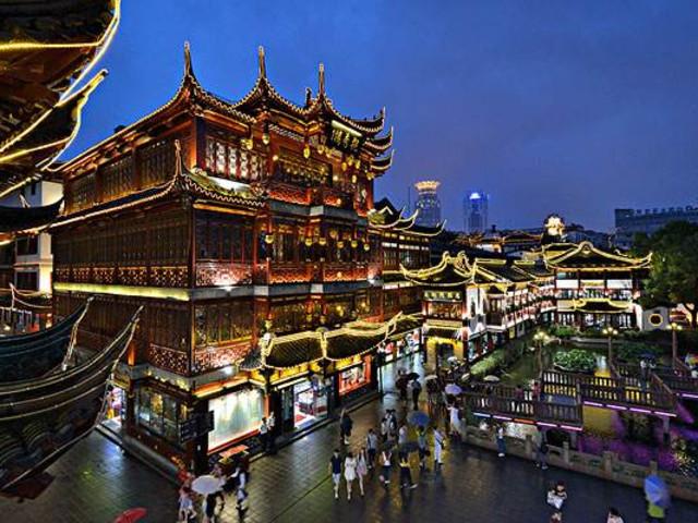 <上海豫园深度讲解半日游>大咖讲师聊豫园 聆听古往今来的传奇故事 感受四百年不曾磨灭的上海情怀