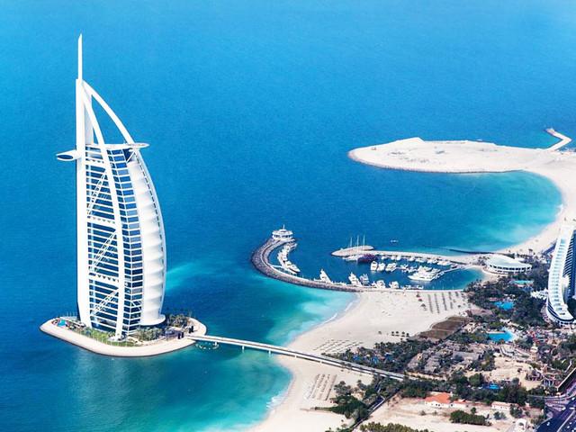 <迪拜+阿布扎比4晚5日游>M迪拜接送机/4晚迪拜市区酒店/迪拜日游/阿布扎比梦幻之旅/1人起/天天发团(当地游)