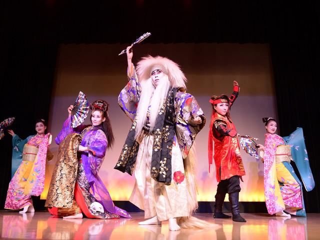 <日式舞台剧《艺伎与武士》演出门票>不懂日语亦可欣赏的歌舞表演 感受日本的「美与传统」