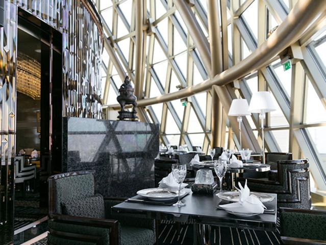 <澳门米其林三星餐厅 天巢法国餐厅 预订 Robuchon au Dom>米其林三星 名厨主理 名气极高