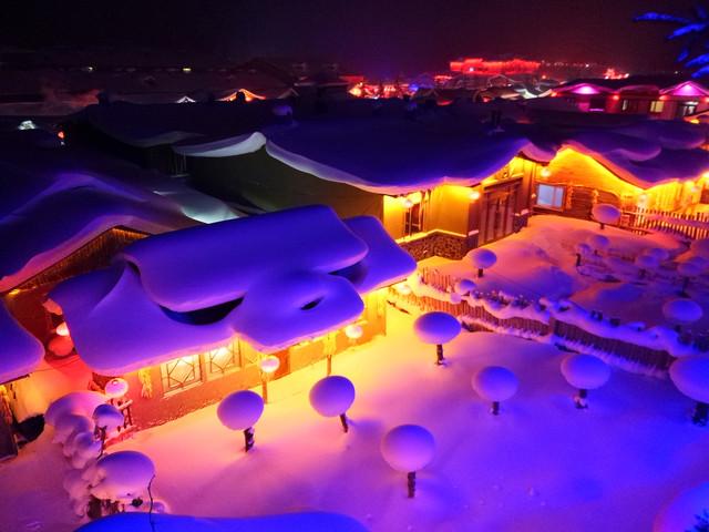 <哈爾濱-雪鄉-亞布力2日游>12人舒適小團,0購,暢滑3H雪地摩托冰雪畫廊夢幻家園寒地溫泉可享旅拍