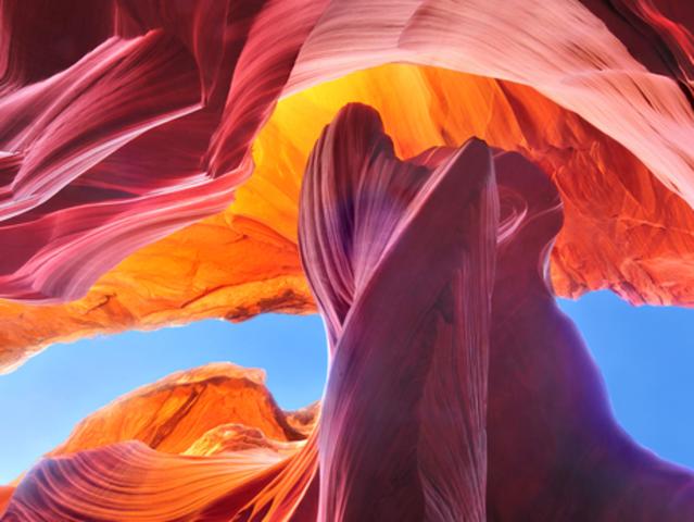 <美国羚羊峡谷+马蹄湾一日游>贴心中文导游服务|出行前提前联系|羚羊峡谷核心商家|可选12点正午入谷