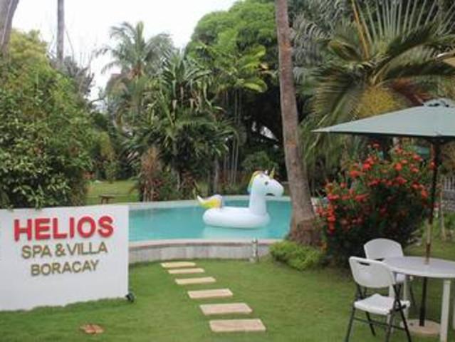 <菲律宾长滩岛 Helios  SPA>【椰子按摩/蜂蜜精油/火山热石+中文服务+网红花瓣浴+儿童乐园】