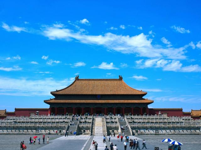<故宫-天坛-颐和园1日游>纯玩0购物,5环内免费上门接,含午餐,逛皇家园林,世界文化遗产