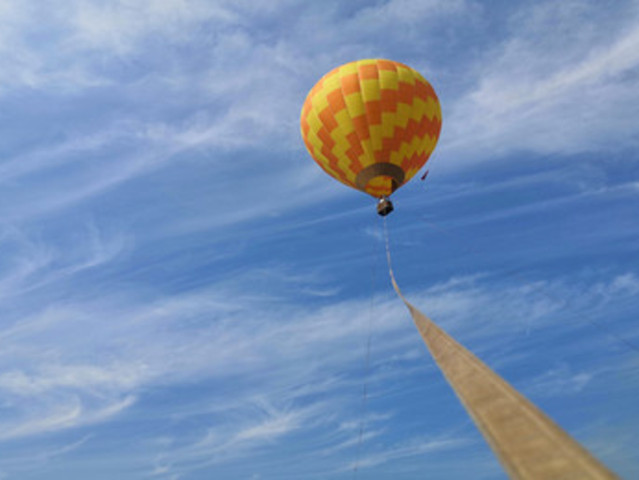 <云南西雙版納熱帶植物園熱氣球體驗(高空俯瞰中科院葫蘆島+天堂度假村+傣>