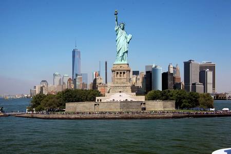 <纽约-费城-华盛顿特区5晚6日游>(当地参团)波士顿出发,参观自由女神,尼亚加拉瀑布