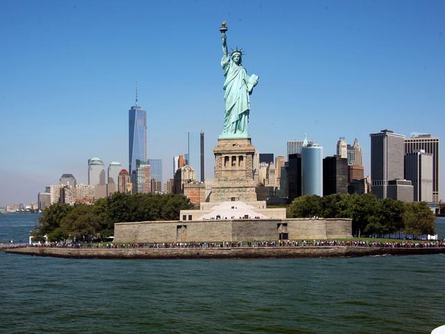 <紐約-費城-華盛頓特區5晚6日游>(當地參團)波士頓出發,參觀自由女神,尼亞加拉瀑布