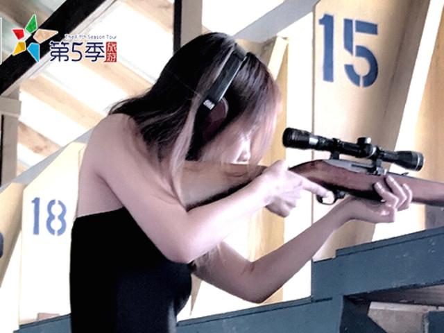 <塞班岛室内实弹射击 >免费接送  中文导游