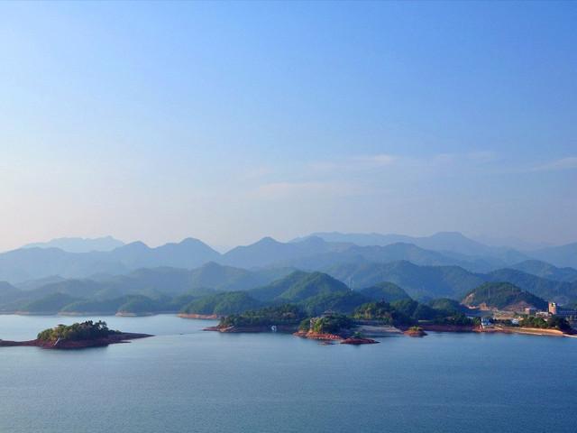 杭州|千岛湖