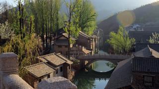 北京古北水镇八旗客栈2-3日自驾游