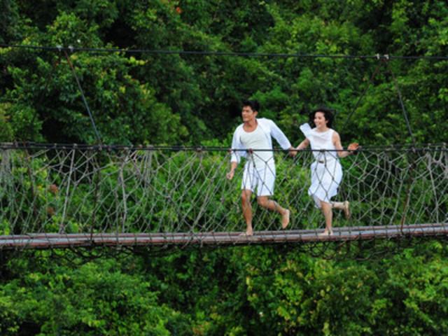 <亚龙湾热带森林公园1日游>天然氧吧  人间天堂