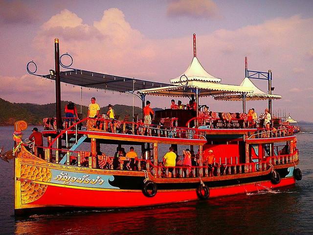 <泰國 象島 3-4 或 4-5島 出海一日游(大船)>浮潛 海釣 酒店接送