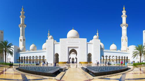 迪拜-阿布扎比双城6日游