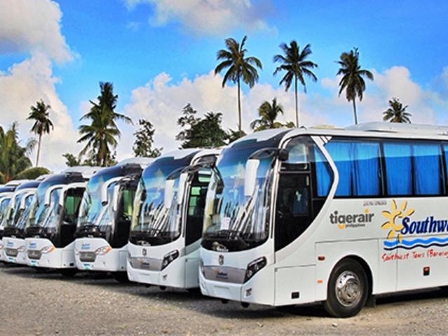 <菲律宾长滩岛卡利波机场24小时接送机服务>需提前一天预定 可带行李 方便快捷 专业车队