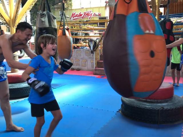 <曼谷泰拳拳击体验课程Master Toddy's Muay Thai【一对一教学 专业教练丨好玩新发现】>