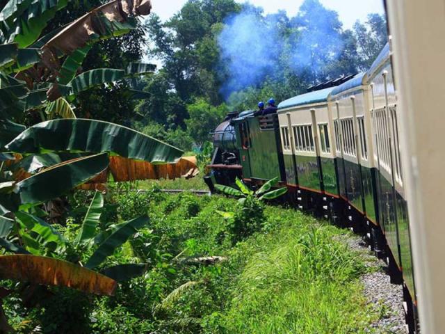 <马来西亚沙巴婆罗洲怀旧铁道之旅– 给怀旧的你>中文服务,上门接送