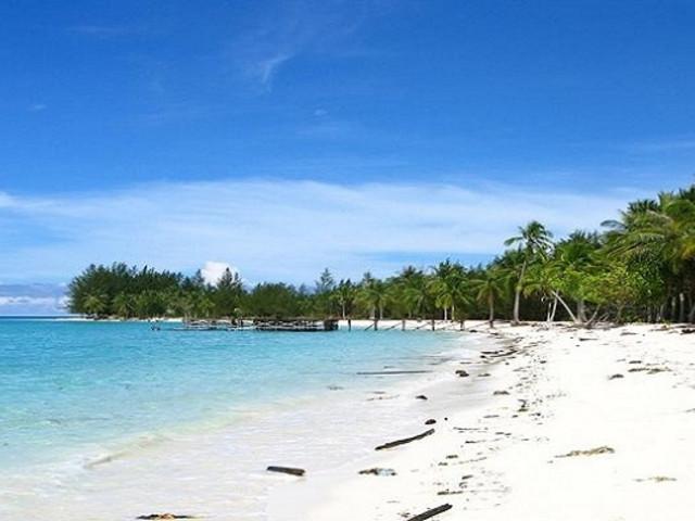 <马来西亚沙巴沙比岛+马努干岛双岛一日游>双岛行程 距离市区近 丰富水上活动