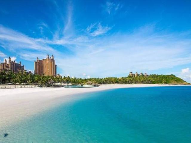 <墨西哥湾风情1日游>全美第一的海滩—清水湾海滩