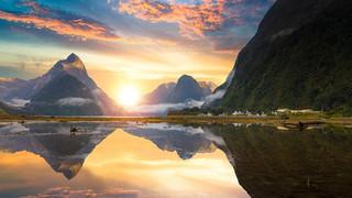 新西兰-南北岛13日游
