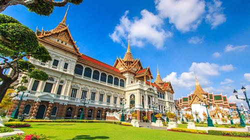 泰国曼谷-芭提雅机票+本地5晚6日游