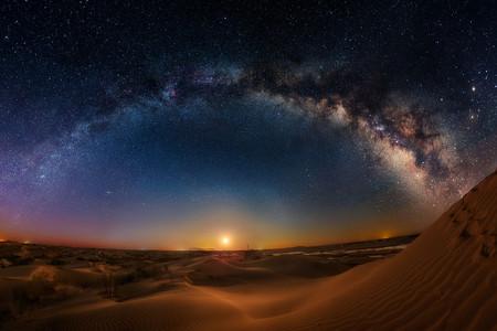 <库布齐沙漠1日游>狂野沙漠快乐出游