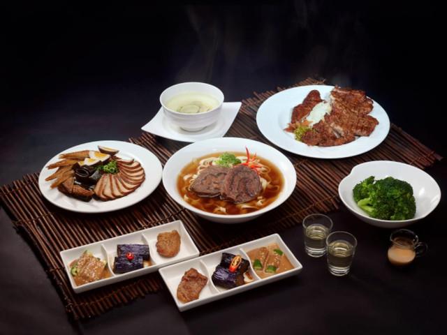 <台湾台北 天下三绝  明星推荐精品牛肉面美食套餐>浓香软糯 回味无穷