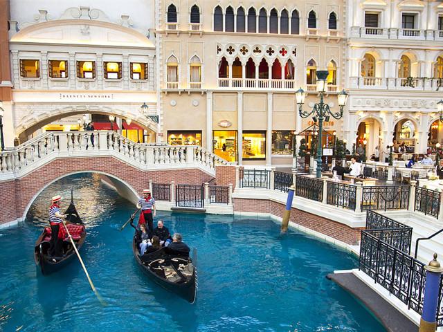 <澳门威尼斯人贡多拉船票电子换票证浪漫异国风情体验>快速出票可定当天