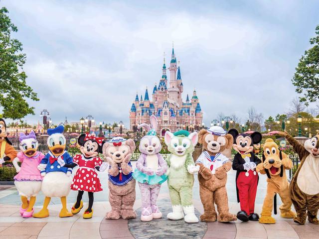 <上海迪士尼乐园门票上海迪士尼门票迪斯尼门票>出票快,方便快捷