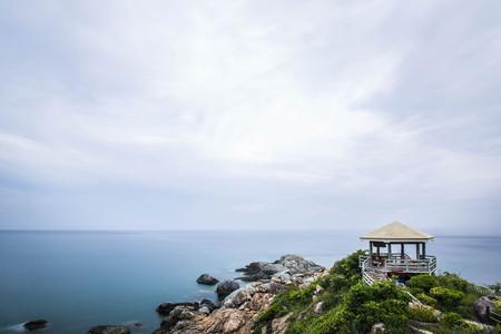 <海南海口双飞6日游>呀诺达雨林西岛南山天涯海角精选景点
