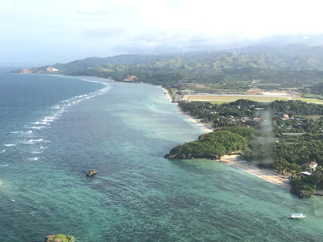 <菲律宾长滩岛直升机环长滩岛体验+酒店下午茶一日游【赠人妖秀表演门票】>