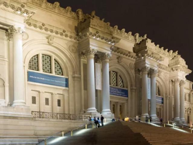 <美国纽约大都会博物馆中文讲解服务>世界四大博物馆之一 纽约观光打卡地 纽约市早期的大都会艺术博物馆讲解团队