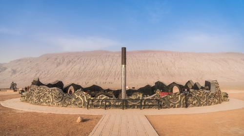 乌鲁木齐-天山天池-吐鲁番-敦煌-嘉峪关-张掖-兰州-雅丹地质公园8日游