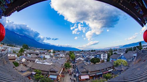 丽江-香格里拉-泸沽湖-玉龙雪山双飞7日游